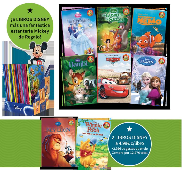 Club Libro Disney